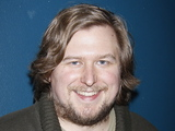 Michael Chernus World Premiere of the Manhattan Theatre Club production of 'We Live Here' at the MTC Theatre, Stage 1 - Arrivals New York City