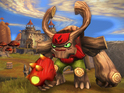 Skylanders Giants introduces eight new giant collectable figures.