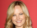 Malin Akerman couldn't keep a straight face filming a love scene with Paul Rudd.