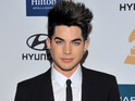 "Adam Lambert suggests society is reluctant to ""celebrate"" gay male stars."