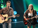 Country duo became members of Team Christina last week.