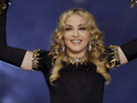 Madonna congratulates 'Boyfriend' singer on his new track during Q&A session.