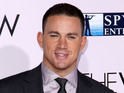 Channing Tatum appears at the concert with three-time Oscar winner Meryl Streep.