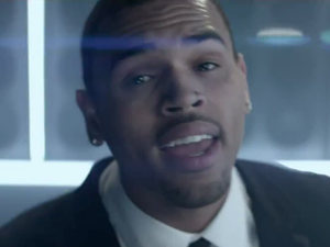 Chris Brown: 'Turn Up The Music' still