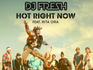 DJ Fresh: 'Hot Right Now'
