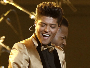 Bruno Mars, The Grammys