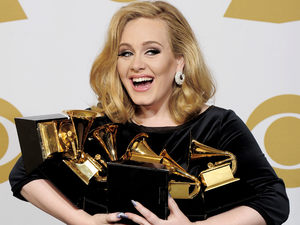 Adele, The Grammy Awards