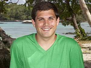 'Survivor: One World' castaways: Colton Cumbie, a college student currently living in Monroeville, Alabama