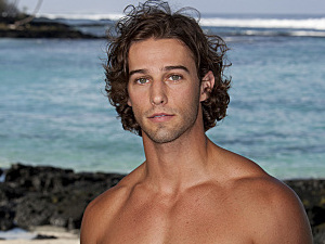 'Survivor: One World' castaways: Jay Byars, a model currently living in Gaffney, South Carolina
