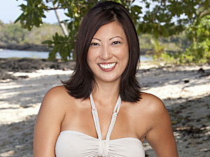 'Survivor: One World' castaways: Christina Cha, a career consultant currently living in Hollywood, California
