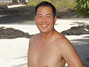 'Survivor: One World' castaways: Jonas Otsuji, a sushi chef currently living in Lehi, Utah