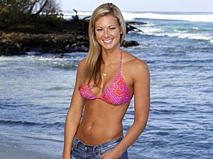'Survivor: One World' castaways: Chelsea Meissner, a medical sales rep currently living in Charleston, South Carolina