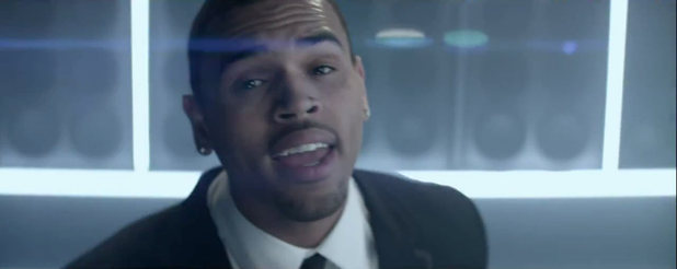 Chris Brown: &#39;Turn Up The Music&#39; still