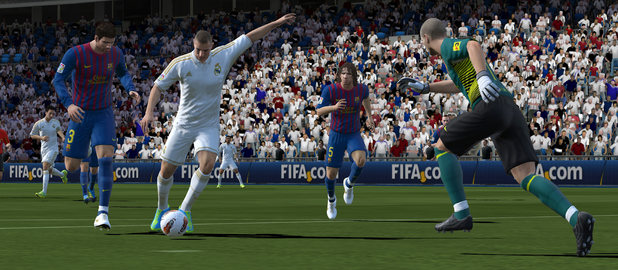 'FIFA Football' screenshot