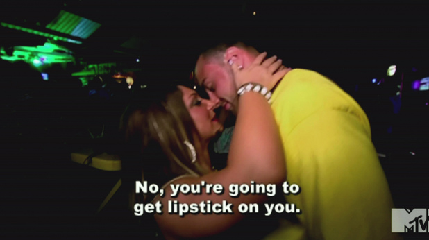Jersey Shore S05E07: 'Love At The Jersey Shore'