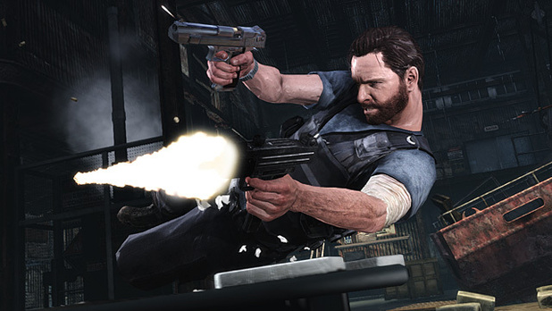 Max Payne 3 dual-wielding images