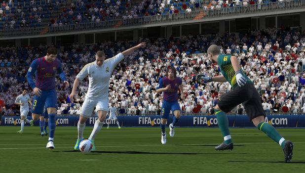 Gaming Review: FIFA Football