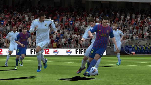 'FIFA Football' screenshot