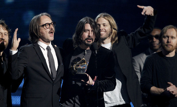 Foo Fighters, The Grammys