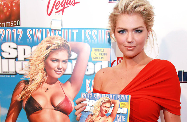 Kate Upton, Sports Illustrated unveils the 2012 Swimsuit Issue