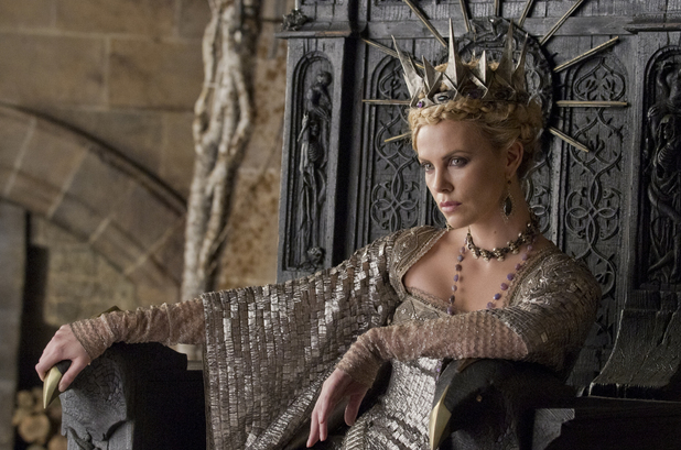 Charlize Theron, Snow White and the Huntsman