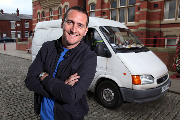 Will Mellor, White Van Man