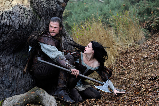 Snow White and the Huntsman rolling gallery