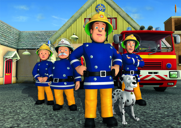 'Fireman Sam' new series still