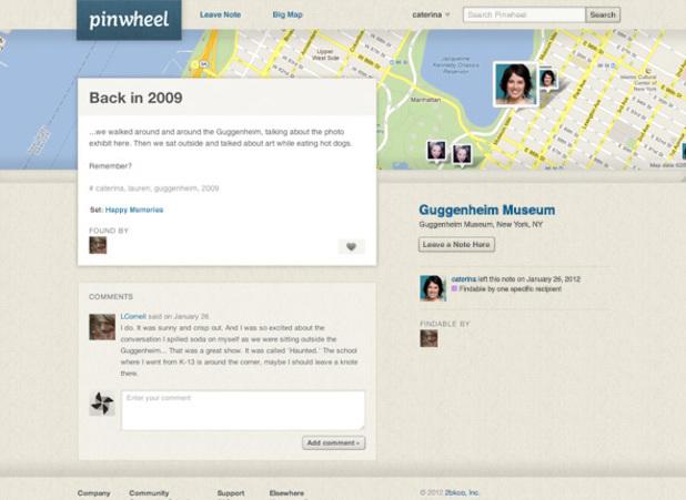 Pinwheel screenshot