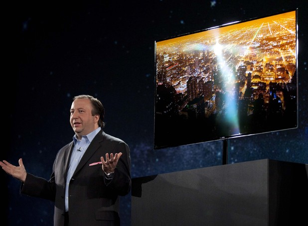 Samsung OLED 55-inch TV
