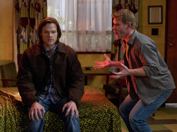 Supernatural S07E15: 'Repo Man'