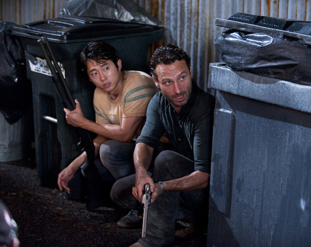 The Walking Dead S02E09 - 'Triggerfinger'
