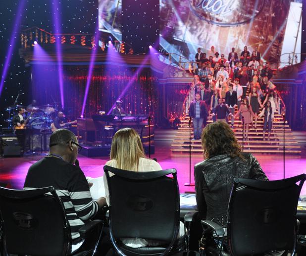 American Idol: Las Vegas Round