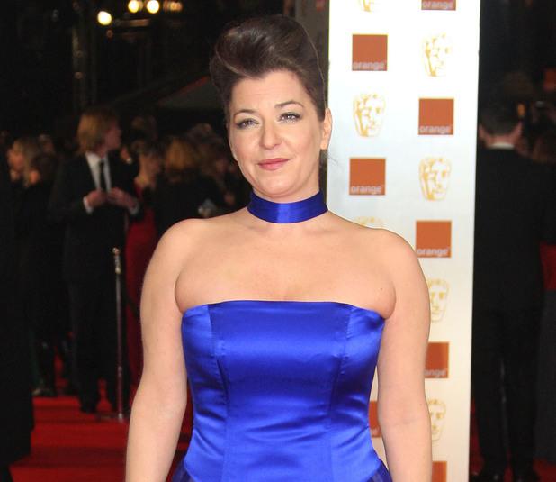 Lynne Ramsay Orange British Academy Film Awards (BAFTAs) held at the Royal Opera House - Arrivals London