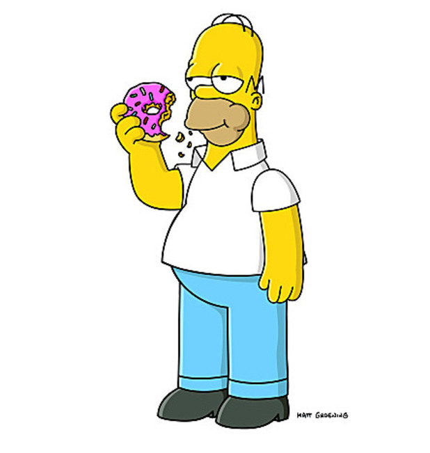 Homer Simpson