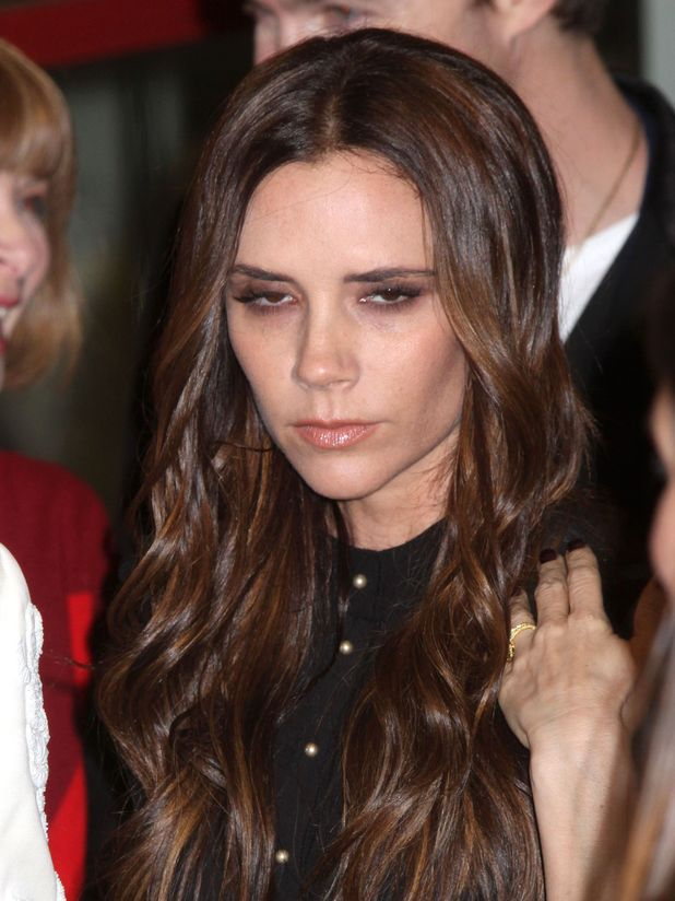 Victoria Beckham at the Britain's Great Campaign Launch