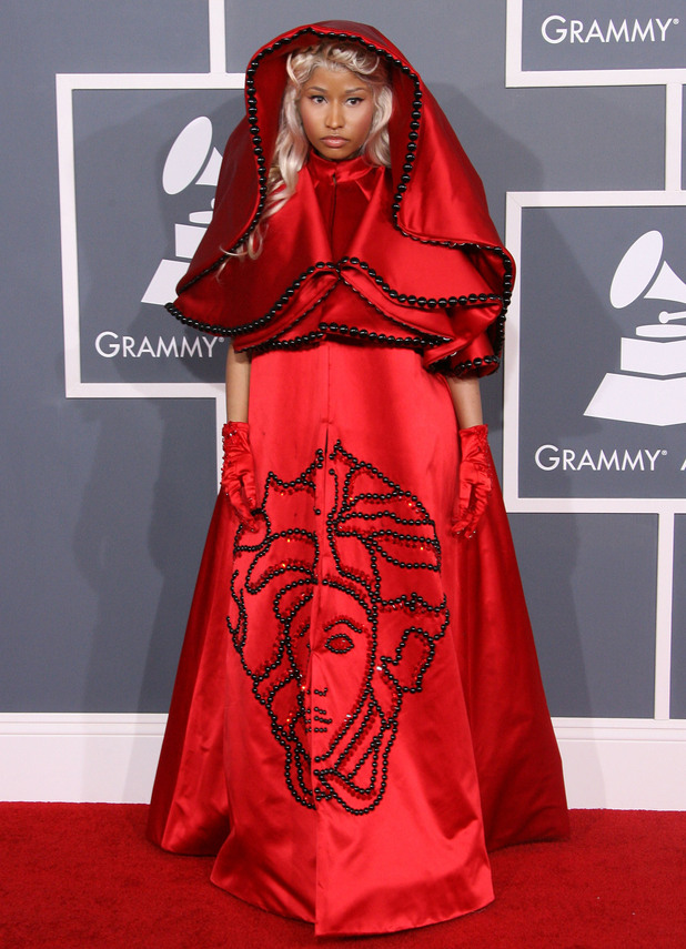 Best & Worst Dressed at The Grammys 2012