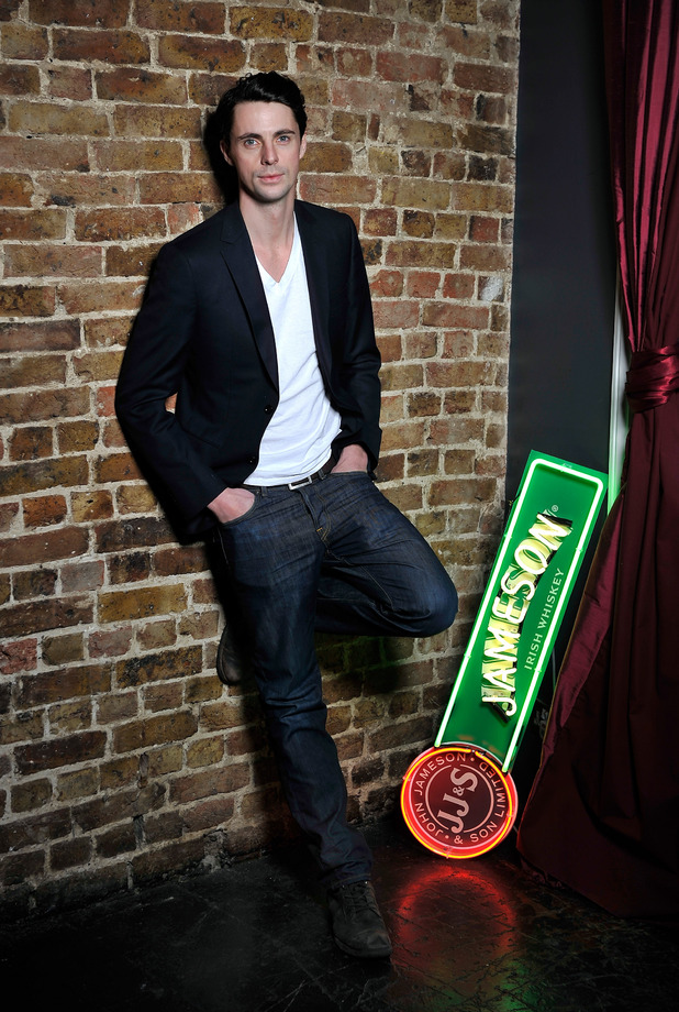 British actor Matthew Goode is announced as the Jameson Cult Film Club Ambassador