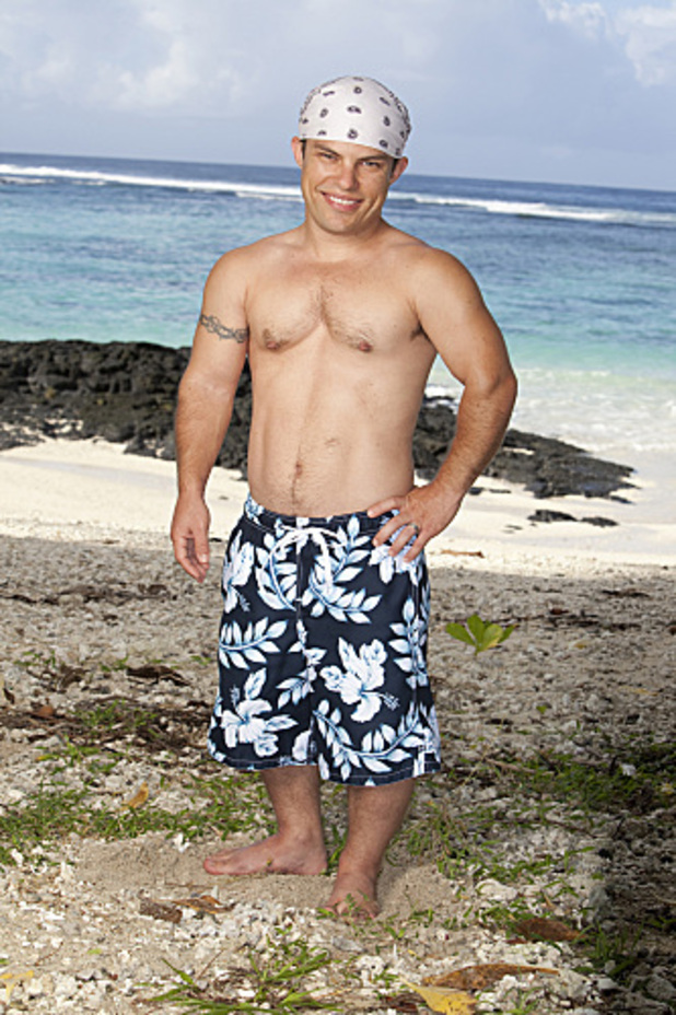 'Survivor: One World' castaways: Leif Manson, a phlebotomist currently living in San Diego, California