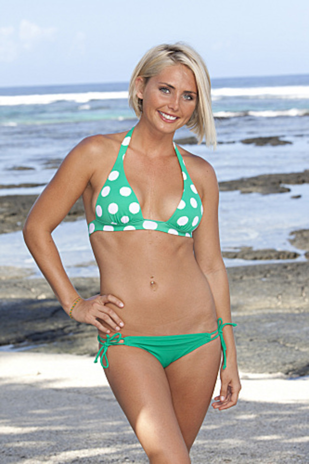 'Survivor: One World' castaways: Kat Edorsson, a timeshare rep currently living in Orlando, Florida