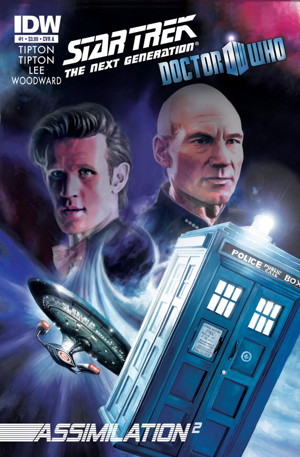 Star Trek, Doctor Who crossover 'Assimilation2'