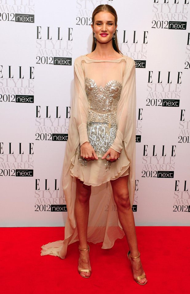 The 2012 Elle Style Awards in PIctures