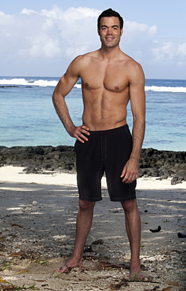 'Survivor: One World' castaways: Michael Jefferson, a banker currently living in Seattle, Washington