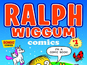 'Ralph Wiggum' comic to debut this month