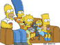 Simpsons voted UK's favourite TV family