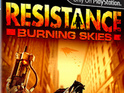 New story trailer arrives for Vita shooter Resistance: Burning Skies.