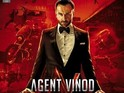 The Race actor does his best Bond in this action spy thriller.