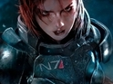 Watch a trailer showing a female commander Shepard in Mass Effect 3.