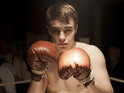 Click in to see Nico Mirallegro from Upstairs Downstairs not wearing much in the way of clothes.