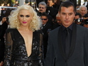 No Doubt singer says Bush rocker Gavin Rossdale like her wearing make-up.